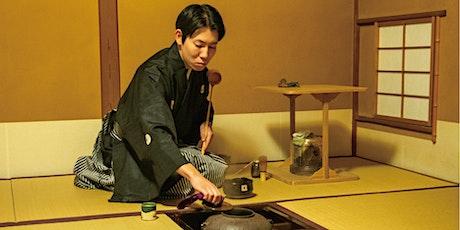 Private Samurai Tea Ceremony tickets