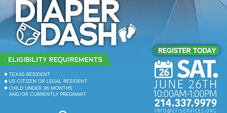 Diaper Dash tickets