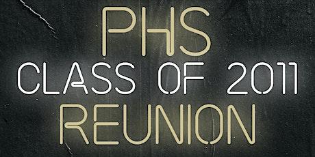 H.B. Plant High School Class of 2011 Reunion tickets