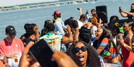 The Hip Hop R&B Boat Party 7.25.21 (6pm) tickets