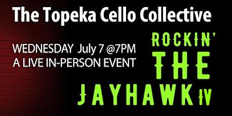 Topeka Cello Collective tickets