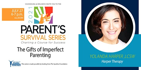 The Gifts of Imperfect Parenting tickets