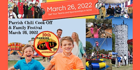 Parrish Chili Cook Off & Family Festival tickets