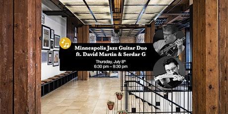 Minneapolis Jazz Guitar Duo LIVE at Umbra tickets