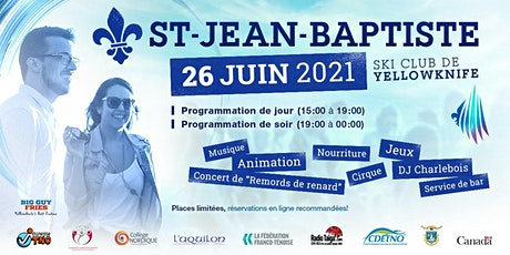 Saint-Jean-Baptiste 2021 tickets