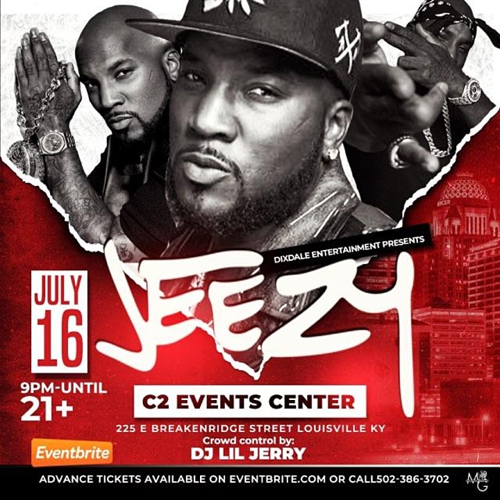 Dixdale Entertainment Presents: JEEZY image