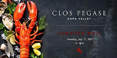 Clos Pegase Lobster Boil tickets