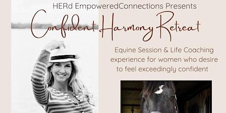 Confident Harmony Retreat tickets