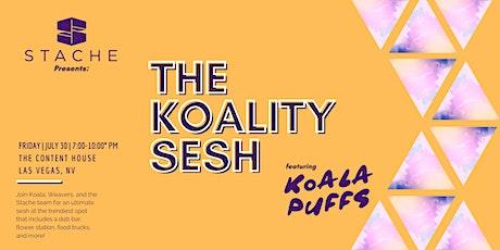 The Koality Sesh tickets