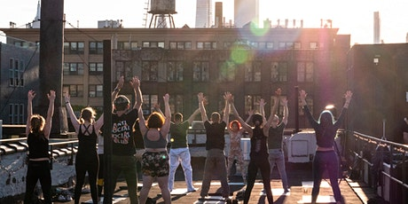 Rooftop Sunset Yoga July 9 tickets