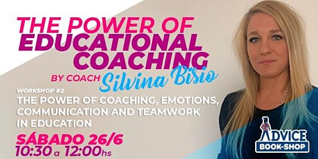 THE POWER OF EDUCATIONAL COACHING #2 BY COACH SILVINA BISIO entradas