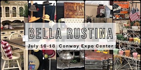 July 16-18 Conway Bella Rustina Modern Vintage Market tickets
