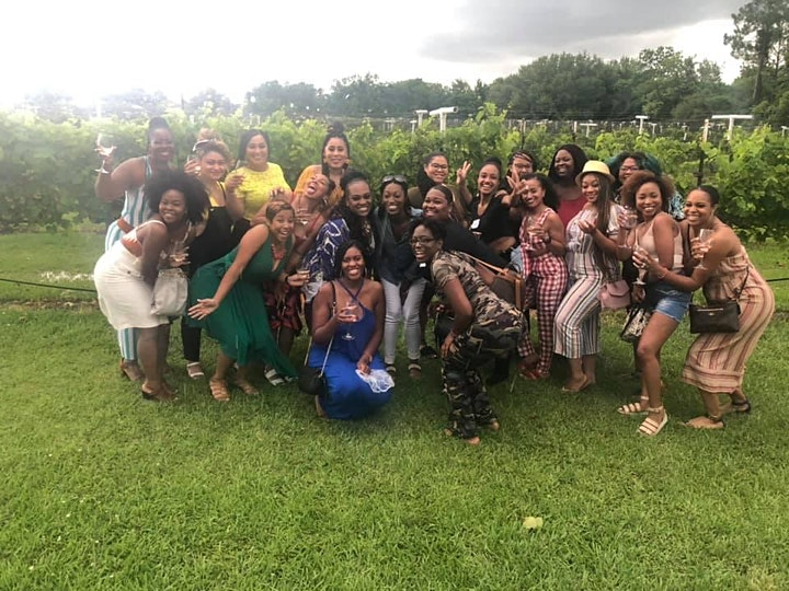 Goals with Girlfriends: Second Annual Winery Trip image