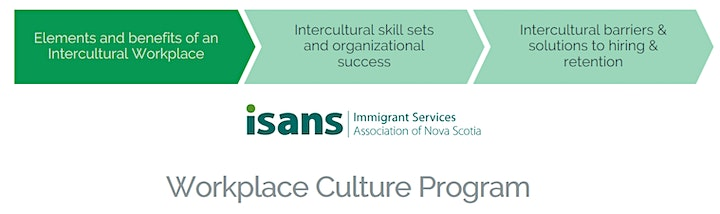 Elements and Benefits of an Intercultural Workplace (Sep 7th) image