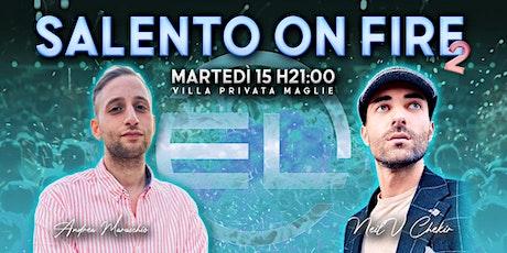 EL | Salento on fire vol.2 biglietti