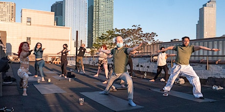 Rooftop Sunset Yoga July 30 tickets