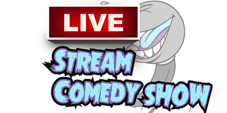 Live Stream Comedy Show Feature TDB (In Person) tickets