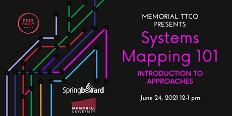 Systems Mapping 101: Introduction to Approaches tickets