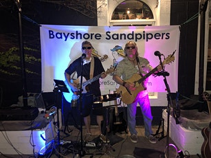 Bayshore Sandpipers on Rory's Patio Seabright NJ tickets