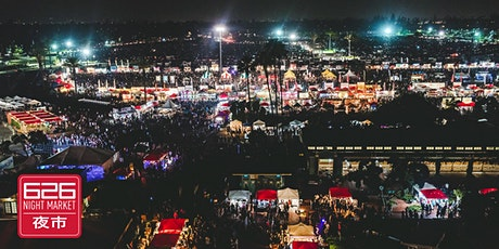 626 Night Market July 9-11 tickets