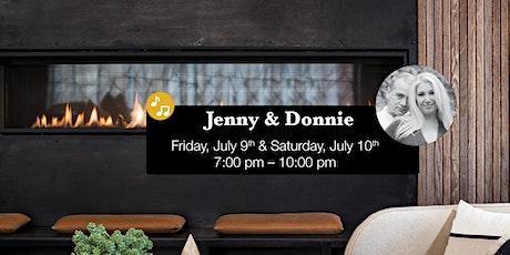 Donnie Lamarca & Jenny Sanford LIVE at Umbra tickets