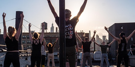 Rooftop Sunset Yoga August 27 tickets