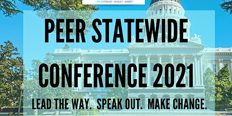 Peer Statewide Conference 2021 tickets