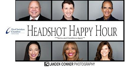 Headshot Happy Hour with Landen Conner tickets