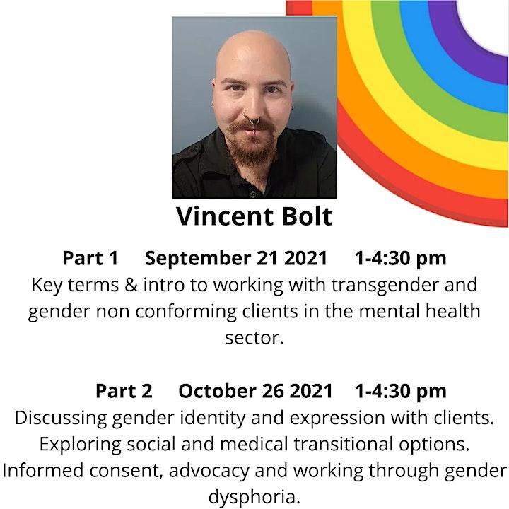 Providing Affirming Mental Health Services for Transgender People image