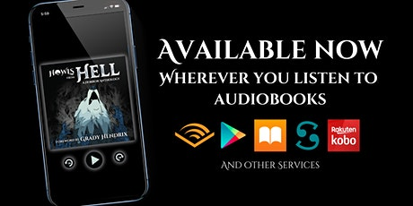 Howls From Hell Audiobook Release Party tickets