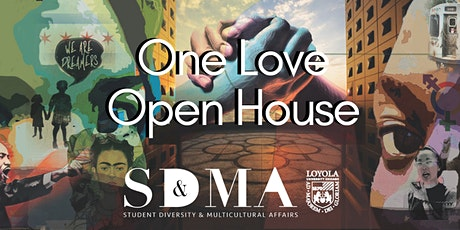 Welcome Week: One Love Open House tickets