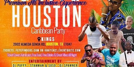 Ignite Houston Caribbean All inclusive party  aka Fete  Carnival tickets