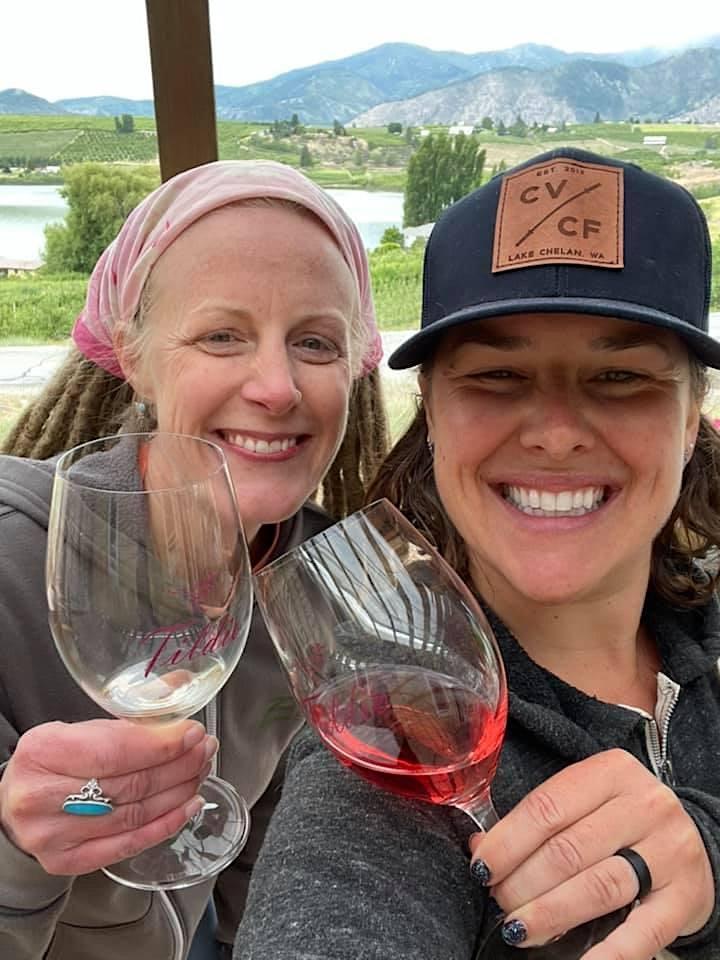 Yoga + Wine at Tildio Winery image