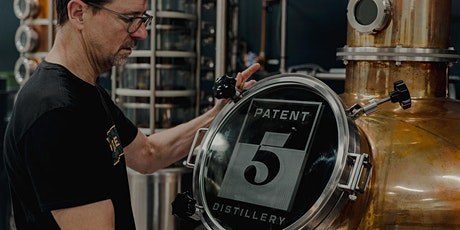 Happy Hour with Patent 5 tickets