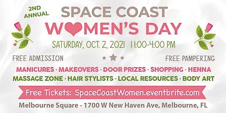 Space Coast Women's Day tickets