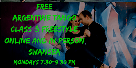 In Person Weekly Argentine Tango Classes tickets