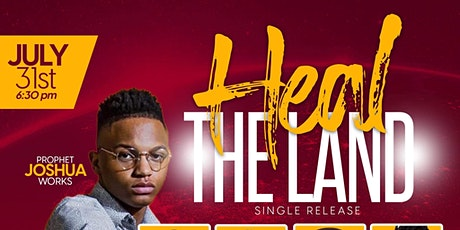 Heal The Land Single Release tickets