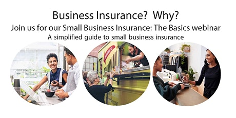 Small Business Insurance: The Basics tickets
