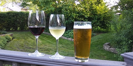 Red, White & Brew Wine & Beer Tasting (6/26/21) tickets
