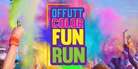 Offutt Color Fun Run 2021 tickets