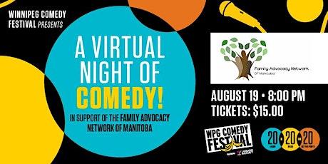FAN of Comedy tickets