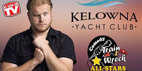 Byron Bertram - Kelowna Yacht Club tickets