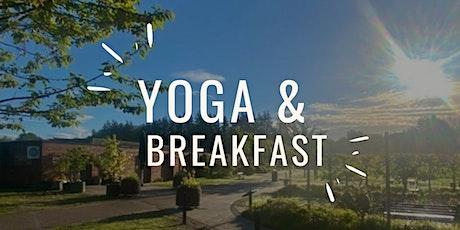 Secret Garden Yoga & Breakfast tickets