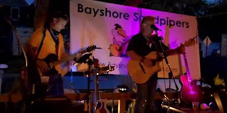 Bayshore Sandpipers at Harborside Atlantic Highlands NJ tickets