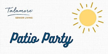 Talamore Sun Prairie Patio Party tickets