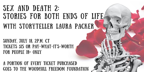 Sex and Death 2: Stories for both ends of life tickets