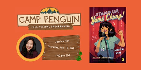 Camp Penguin: Writing Jokes with Jessica Kim (Stand Up, Yumi Chung!) tickets
