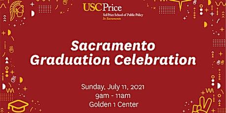USC in Sacramento Graduation Celebration tickets