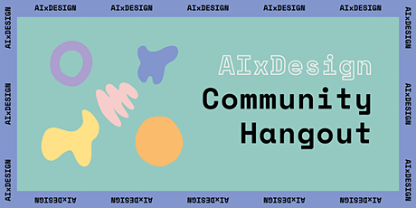 AI x Design Community Roundtable tickets