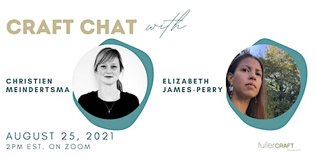 Craft Chat with Christien Meindertsma & Elizabeth Perry tickets